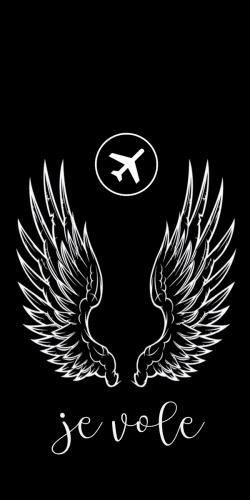Coque Mode Avion - Je Vole