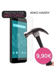 Protection en verre trempé pour Wiko Harry
