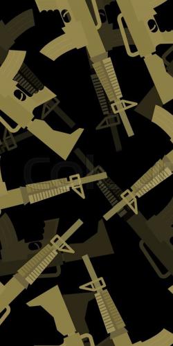 Coque M16