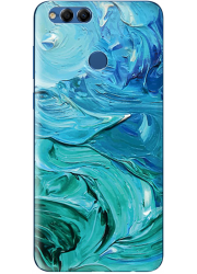 Silicone Huawei Honor 7X personnalisée