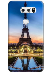Silicone LG V30 personnalisée