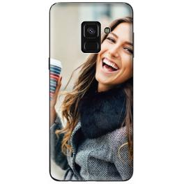 Silicone Samsung Galaxy A8 2018 personnalisée