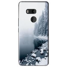 Silicone HTC U11 Plus personnalisée