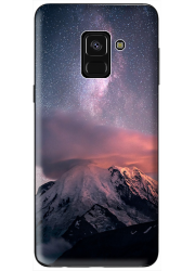 Silicone Samsung Galaxy A8+ 2018 personnalisée