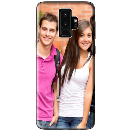 Silicone Samsung Galaxy S9 Plus personnalisée