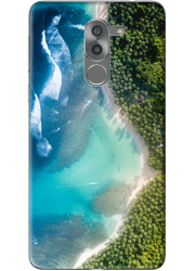Silicone Huawei Mate 9 Lite personnalisée