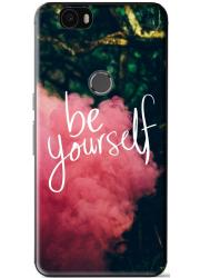 Silicone Huawei Nexus 6P personnalisée