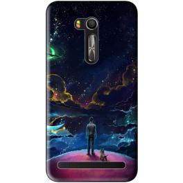 Silicone Asus Zenfone Go ZB551KL personnalisée
