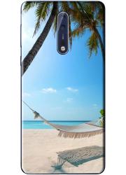 Silicone Nokia 9 personnalisée