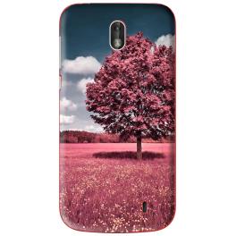 Coque silicone Nokia 1 personnalisée