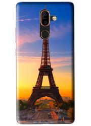 Coque silicone Nokia 7 Plus personnalisée