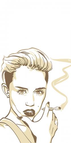 Coque Miley Cyrus