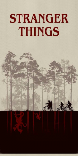 Coque Stranger Things II