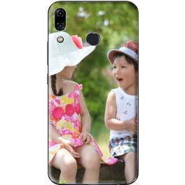 Coque silicone Asus Zenfone 5 2018 ZE620KL personnalisée