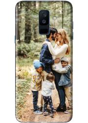 Coque Samsung Galaxy A6 Plus personnalisée