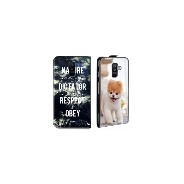 Etui Samsung Galaxy A6 Plus personnalisé