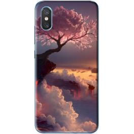 Coque silicone Xiaomi Mi 8 personnalisée