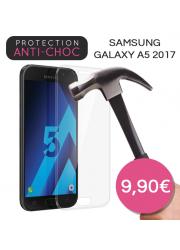 Protection en verre trempé pour Samsung Galaxy A5 2017