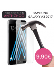 Protection en verre trempé pour Samsung Galaxy A3 2017