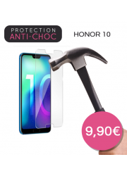 Protection en verre trempé pour Honor 10