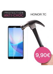 Protection en verre trempé pour Honor 7C