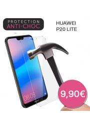 Protection en verre trempé pour Huawei P20 Lite