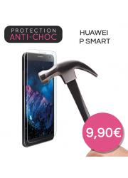 Protection en verre trempé pour Huawei P Smart