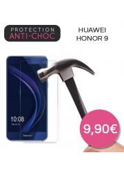 Protection en verre trempé pour Honor 9