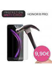 Protection en verre trempé pour Honor 8 Pro