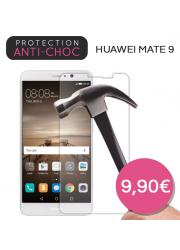 Protection en verre trempé pour Huawei Mate 9