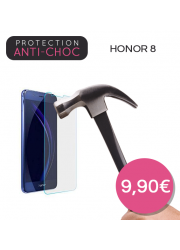 Protection en verre trempé pour Honor 8