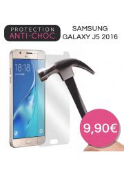 Protection en verre trempé pour Samsung Galaxy J5 2016
