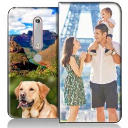 Etui Nokia 6 2018 personnalisé