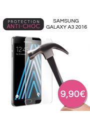 Protection en verre trempé pour Samsung Galaxy A3 2016
