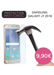 Protection en verre trempé pour Samsung Galaxy J7 2016