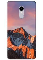 Coque silicone Xiaomi Redmi Note 4X personnalisée