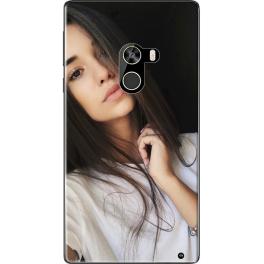 Coque silicone Xiaomi Mi Mix personnalisée
