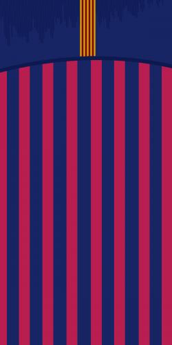 COQUE FC BARCELONE DOMICILE