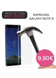 Protection en verre trempé pour Samsung Galaxy Note 8