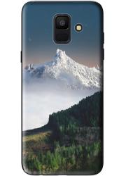 Coque silicone Samsung Galaxy A6 personnalisée
