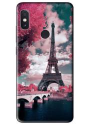 Coque silicone Xiaomi Redmi Note 5 personnalisée