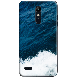 Coque silicone LG K11 personnalisée
