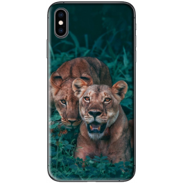 Silicone iPhone XS personnalisée