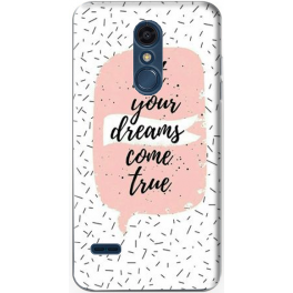 Coque silicone LG K10 2018 personnalisée
