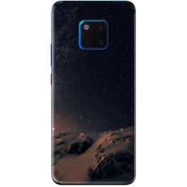 Coque silicone Huawei Mate 20 Pro personnalisée