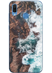 Coque silicone Huawei Honor Play personnalisée