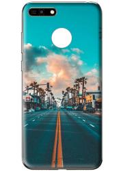 Coque 360° Huawei Y6 2018 personnalisée