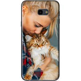 Coque silicone Samsung Galaxy J4 Plus personnalisée