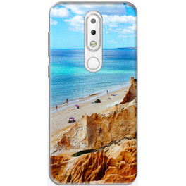 Coque silicone Nokia X6 2018 personnalisée