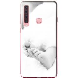 Coque silicone Samsung Galaxy A9 2018 personnalisée